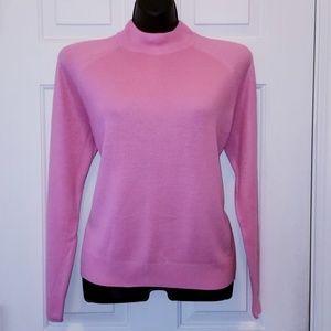 Crystal-Kobe Sweaters - Crystal-Kobe Soft, Pink Sweater M